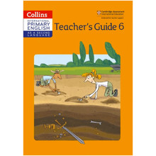Collins International Primary English 2nd Language Stage Teacher's Guide 6 - ISBN 9780008213756