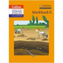 Collins International Primary English 2nd Language Stage Workbook 6 - ISBN 9780008213749