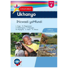 Oxford Ukhanyo Yomfundi Ibanga 4 Grade 4 Learners Book (isiXhosa) - ISBN 9780199058792