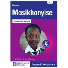 Platinum MASIKHANYISE Incwadi Ibanga 4 Yokufunda Grade 4 Reader (isiXhosa) - ISBN 9780636138834