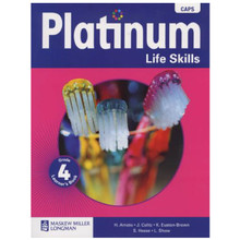 Platinum LIFE SKILLS Grade 4 Learners Book - ISBN 9783636135727