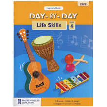 Day by Day LIFE SKILLS Grade 4 Learners Book - ISBN 9780636138360