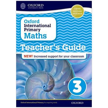 Oxford International Primary Maths: Stage 3: Age 7–8 Teacher's Guide 3 - ISBN 9780198418016