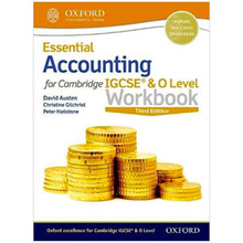 Essential Accounting for Cambridge IGCSE Workbook 3rd Edition - ISBN 9780198428312