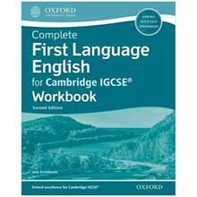 Complete First Language English for Cambridge IGCSE Workbook (2nd Edition) - ISBN 9780198428183