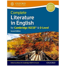 Complete Literature in English for Cambridge IGCSE Student Book (2nd Edition) - ISBN 9780198425007