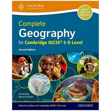 Complete Geography for Cambridge IGCSE Student Book 2nd Edition - ISBN 9780198424956