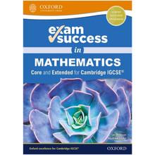 Exam Success in Mathematics for Cambridge IGCSE® (Core & Extended) - ISBN 9780198428121