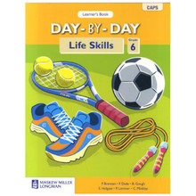 Day by Day LIFE SKILLS Grade 6 Learners Book - ISBN 9780636138384