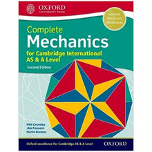 Complete Mechanics 1 for Cambridge International AS and A Level Student Book 2nd Edition - ISBN 9780198425199