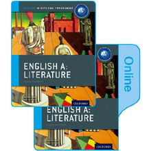IB English A Literature Print and Online Course Book Pack - ISBN 9780198368458