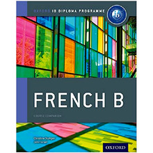 IB French B Course Book - ISBN 9780198390060