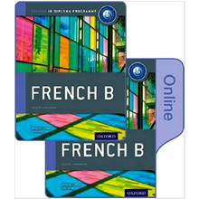 IB French B Print and Online Course Book Pack - ISBN 9780198368359