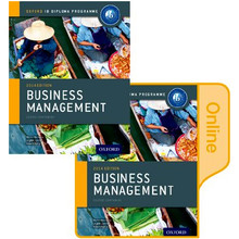 IB Business Management Print and Online Course Book Pack - ISBN 9780198354987