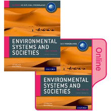 IB Environmental Systems and Societies Print and Online Pack - ISBN 9780198332596