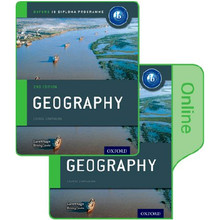 IB Geography Print and Online Course Book Pack 2nd Edition - ISBN 9780198396055