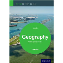 IB Geography Study Guide 2nd Edition - ISBN 9780198396079