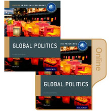 IB Diploma Global Politics Print & Online Course Book Pack - ISBN 9780198354963