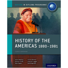 History of the Americas 1880–1981: IB History Course Book - ISBN 9780198310235