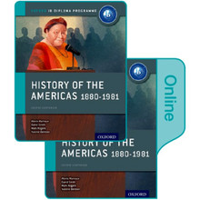 History of the Americas 1880–1981: IB History Print and Online Pack - ISBN 9780198354895
