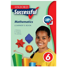 Oxford Successful MATHEMATICS Grade 6 Learners Book - ISBN 9780199048656