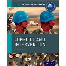 Conflict and Intervention: IB History Course Book - ISBN 9780198310174