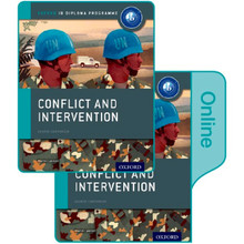 Conflict and Intervention: IB History Print and Online Pack - ISBN 9780198354949