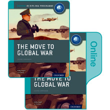 The Move to Global War: IB History Print and Online Pack - ISBN 9780198354932