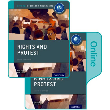 Rights and Protest: IB History Print and Online Pack - ISBN 9780198354956
