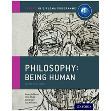 IB Philosophy Being Human Course Book - ISBN 9780198392835