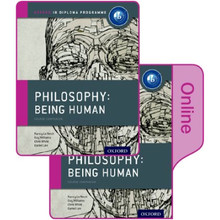 IB Philosophy Being Human Print and Online Pack - ISBN 9780198364054