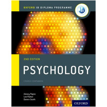IB Psychology Course Book 2nd Edition - ISBN 9780198398110