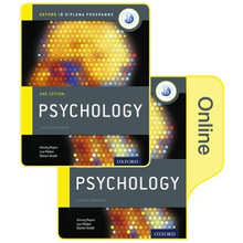 IB Diploma Psychology Print and Online Course Book Pack - ISBN 9780198398165