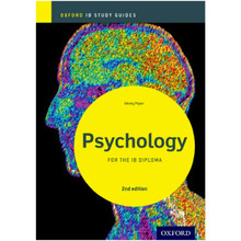Psychology Study Guide 2nd Edition - ISBN 9780198398172