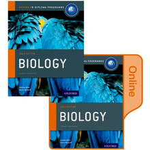 IB Biology Print and Online Course Book Pack - ISBN 9780198307747