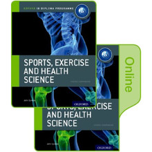 IB Sports, Exercise and Health Science Print and Online Course Book Pack - ISBN 9780198368434
