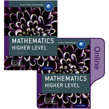 IB Mathematics Higher Level Print and Online Course Book Pack - ISBN 9780198355120