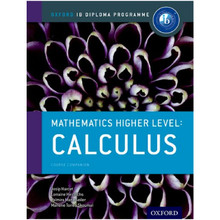 IB Mathematics Higher Level Option: Calculus - ISBN 9780198304845