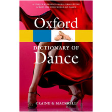 The Oxford Dictionary of Dance - ISBN 9780199563449