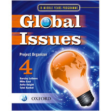 Global Issues: MYP Project Organiser 4 IB Middle Years Programme - ISBN 9780199180820