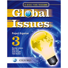 Global Issues: MYP Project Organizer 3 IB Middle Years Programme - ISBN 9780199180813