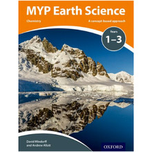 MYP Earth Sciences: a Concept Based Approach - ISBN 9780198375586
