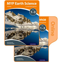 MYP Earth Sciences: a Concept Based Approach: Print and Online Pack - ISBN 9780198375609