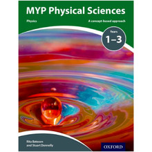 MYP Physical Sciences: a Concept Based Approach - ISBN 9780198369981