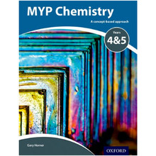 MYP Chemistry: a Concept Based Approach - ISBN 9780198369967