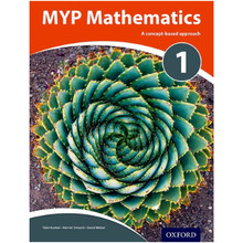 MYP Mathematics 1 - ISBN 9780198356158