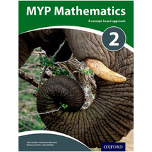 MYP Mathematics 2 - ISBN 9780198356165