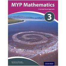 MYP Mathematics 3 - ISBN 9780198356172