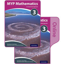 MYP Mathematics 3: Print and Online Course Book Pack (ISBN 9780198356271