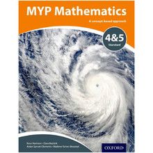 MYP Mathematics 4 & 5 Standard - ISBN 9780198356189